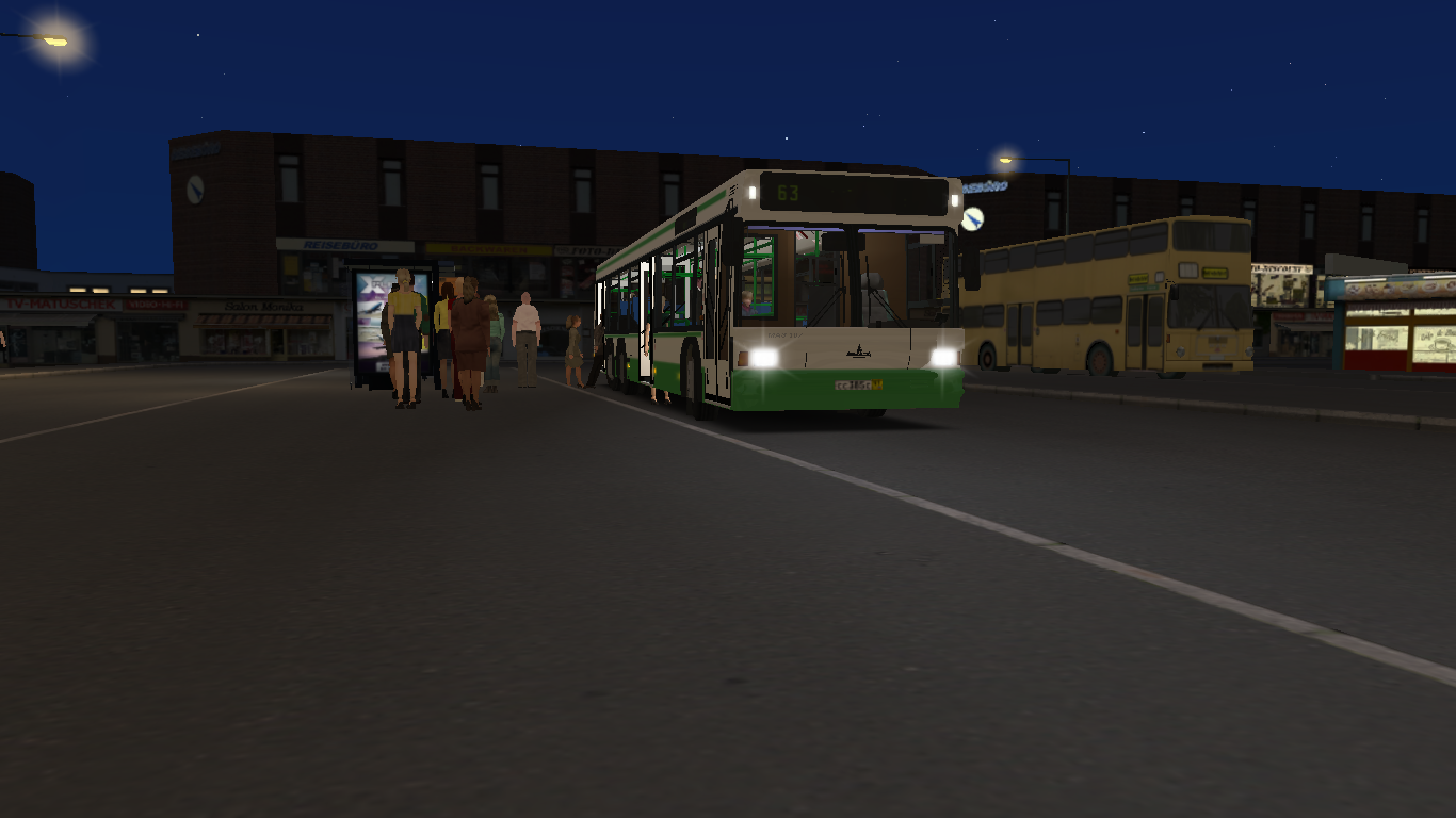 Третий скриншот OMSI - The Bus Simulator 2 (RePack)