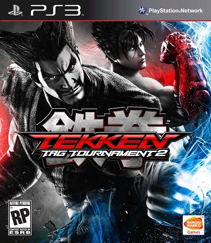 Tekken Tag Tournament 2 (2012) PS3