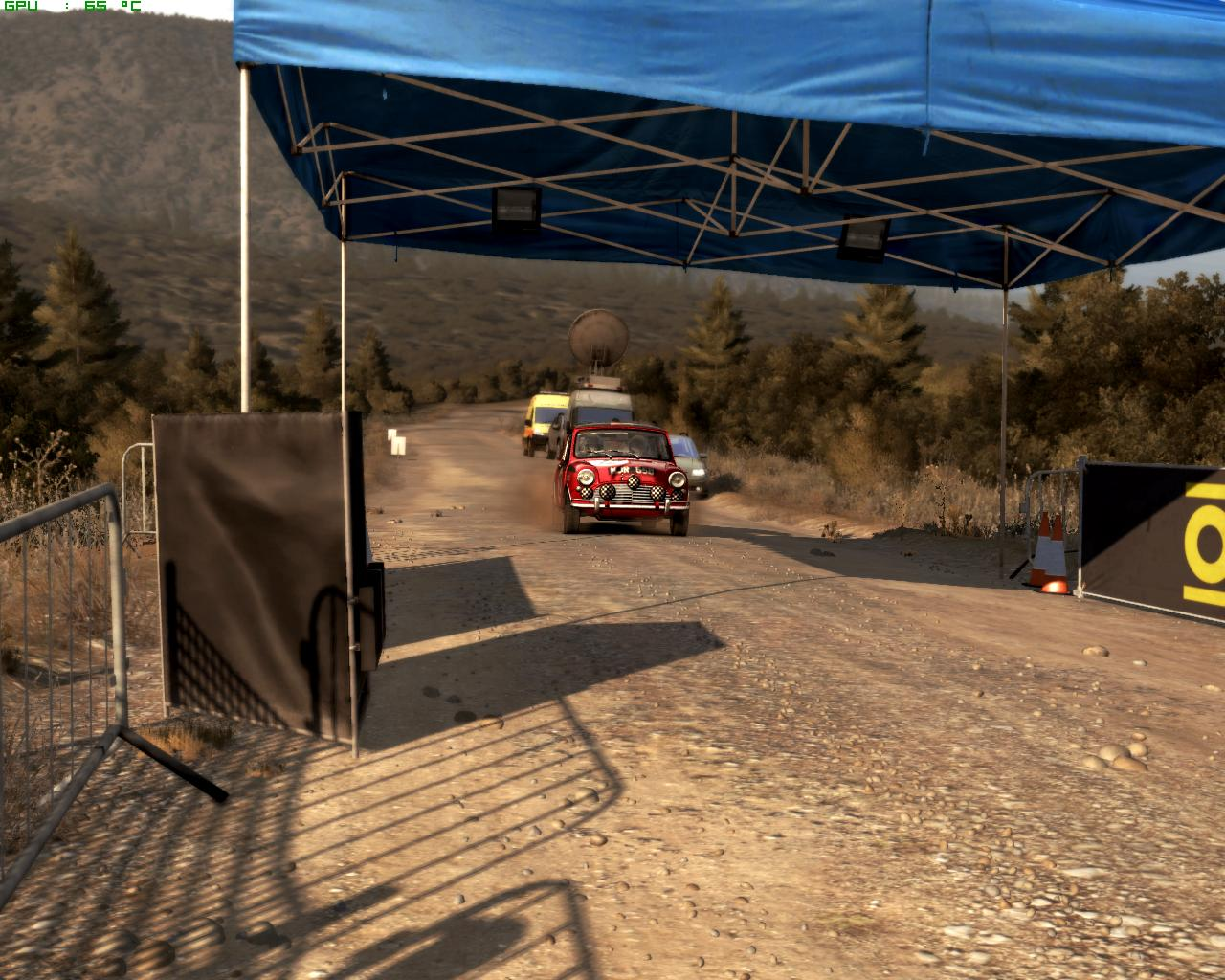 DiRT Rally v1.1 (2015) PC - Скриншот 1
