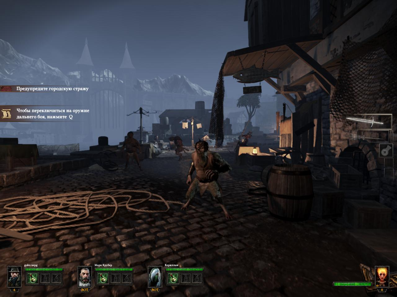 Warhammer: End Times - Vermintide (2015/PC/Repack/Rus|Eng) от SEYTER - Скриншот 3