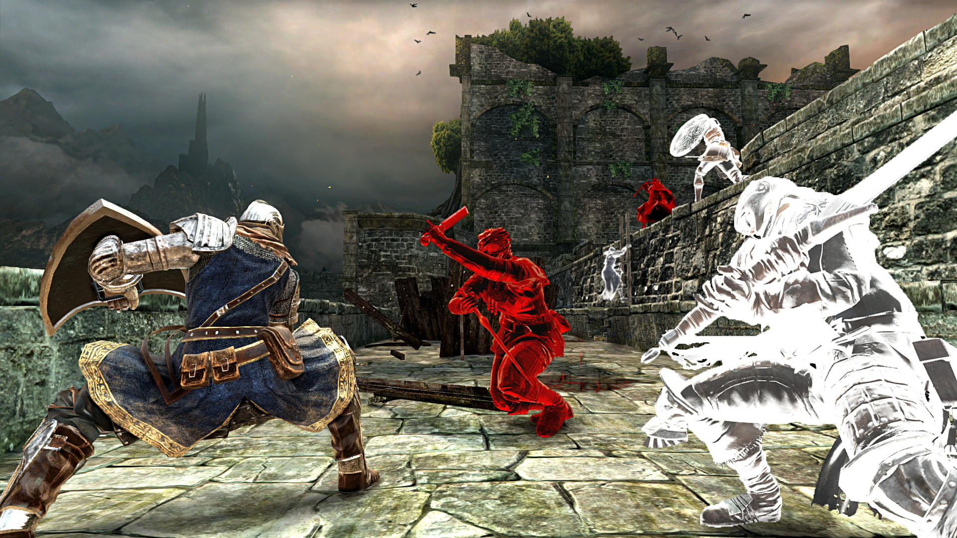 Dark Souls 2: Scholar of the First Sin [v 1.02 r 2.02] (2015) PC | RePack От Valdeni - Скриншот 2