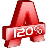 Alcohol 120% 2.0.2 Build 4713 (2012) РС