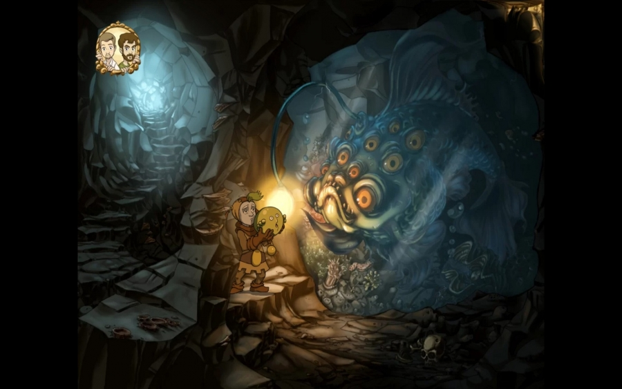The Whispered World: Special Edition [v.3.2.0418] (2014) PC | Steam-Rip by Let'sРlay - Скриншот 1
