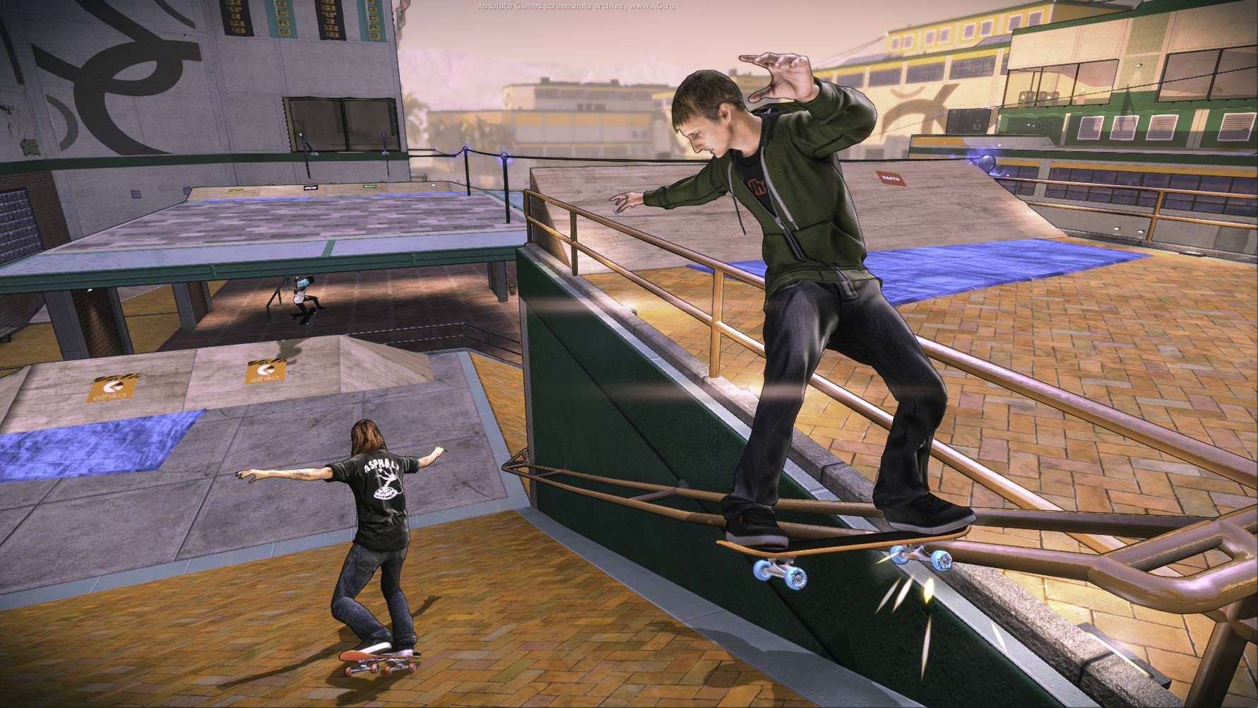 Tony Hawk's Pro Skater 5 (2016) PS 3 | Eng - Скриншот 3