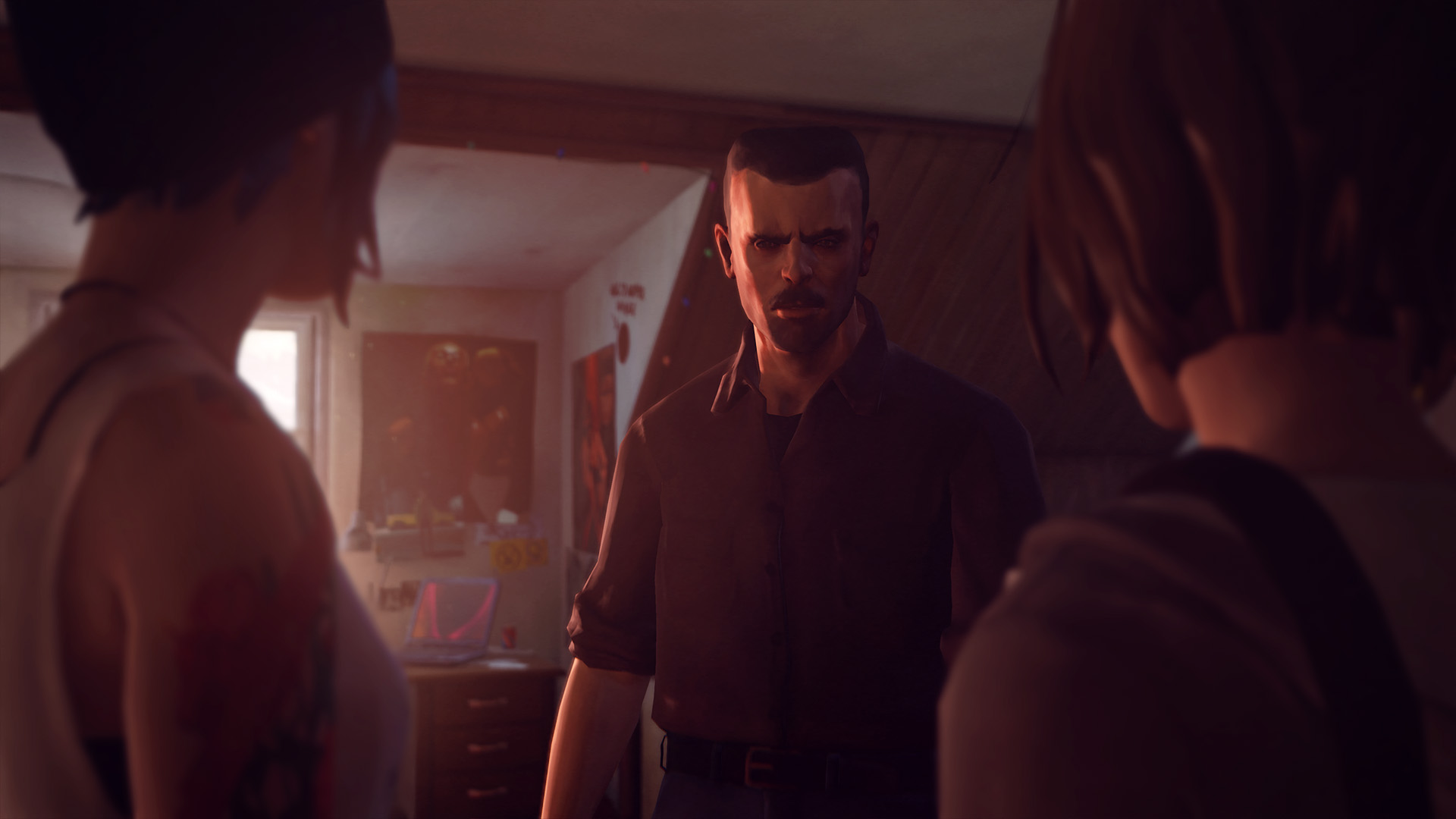 Life Is Strange. Episode 1-4 [Update 2] (2015) PC | RePack от xatab - Скриншот 2