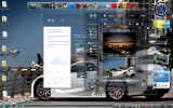 Стeклянныe тeмы для Windows7 / Full Glass theme for Windows7 (2010) PC