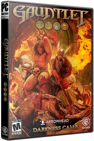 Gauntlet [Update 8] (2014) PC | RePack by Mizantrop1337