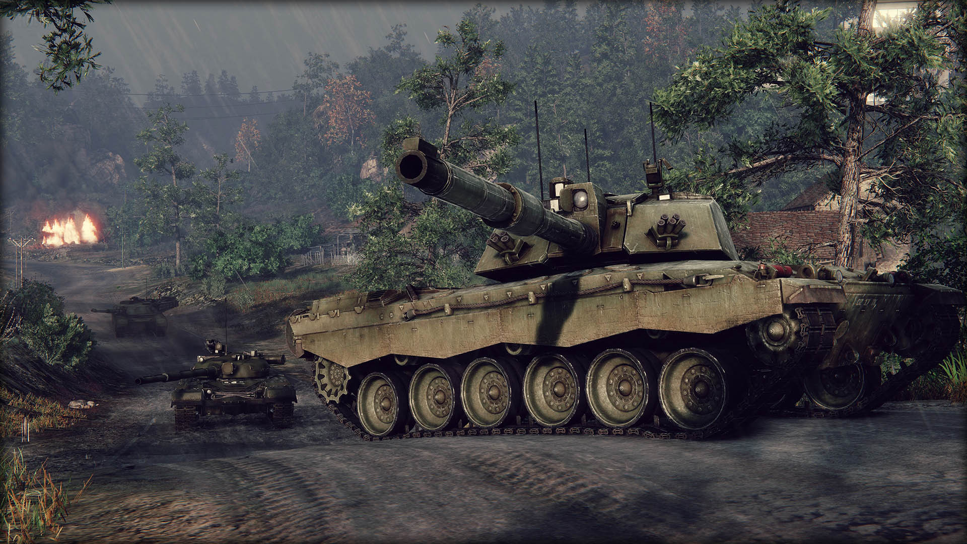 Armored Warfare: Проект Армата [0.16.2344] (2015) PC | Online-only - Скриншот 1