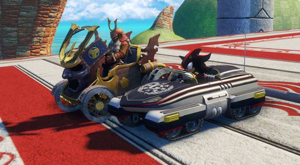 Sonic & All-Stars Racing Transformed (2013) PC | RePack - Скриншот 1