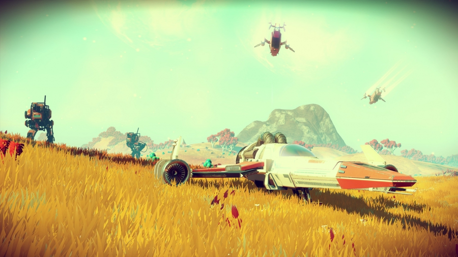 No Man's Sky [v 1.22] (2016) PC - Скриншот 3