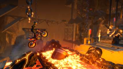 Trials Fusion: The Awesome MAX Edition (2015) PC | RePack от SEYTER - Скриншот 3