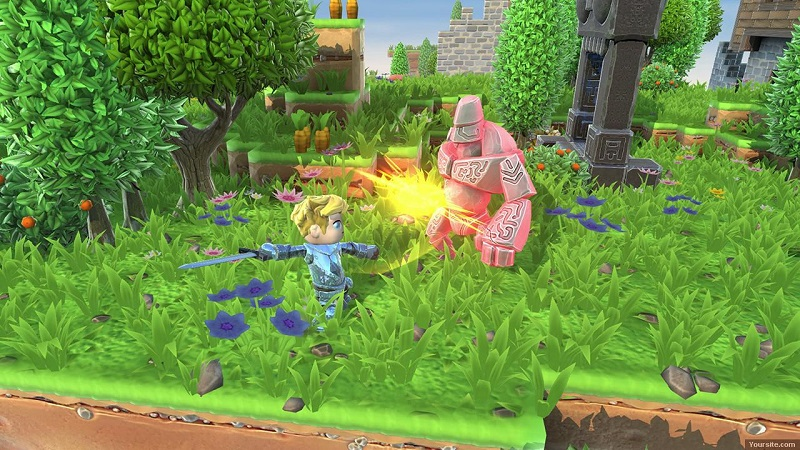 Portal Knights [v.0.5.2] (2016) PC | RePack от GAMER - Скриншот 3