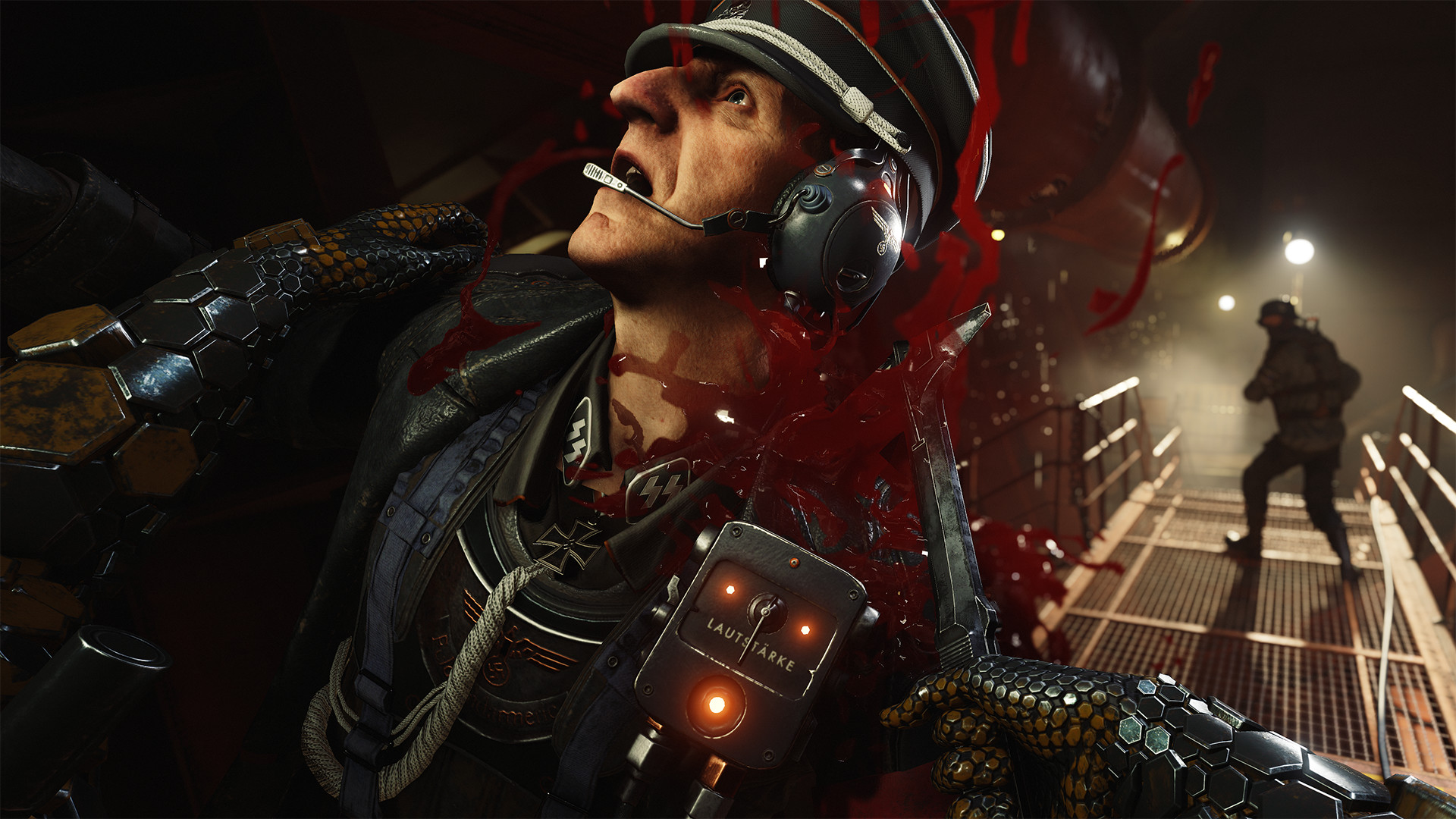 Wolfenstein II: The New Colossus (2017) PC | RePack by xatab - Скриншот 3