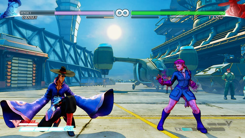Street Fighter V (2016) PC - Скриншот 3