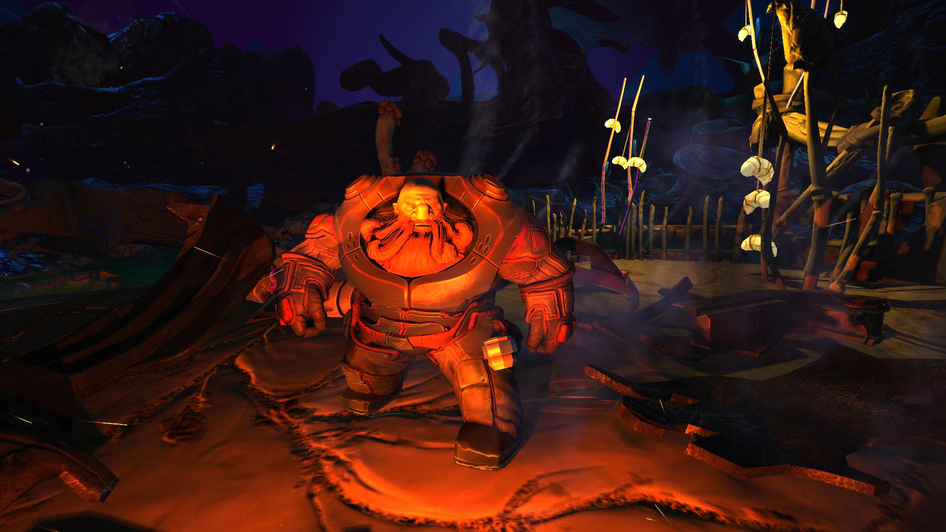 We Are The Dwarves (2016) PC   RePack от R.G. Catalyst - Скриншот 2