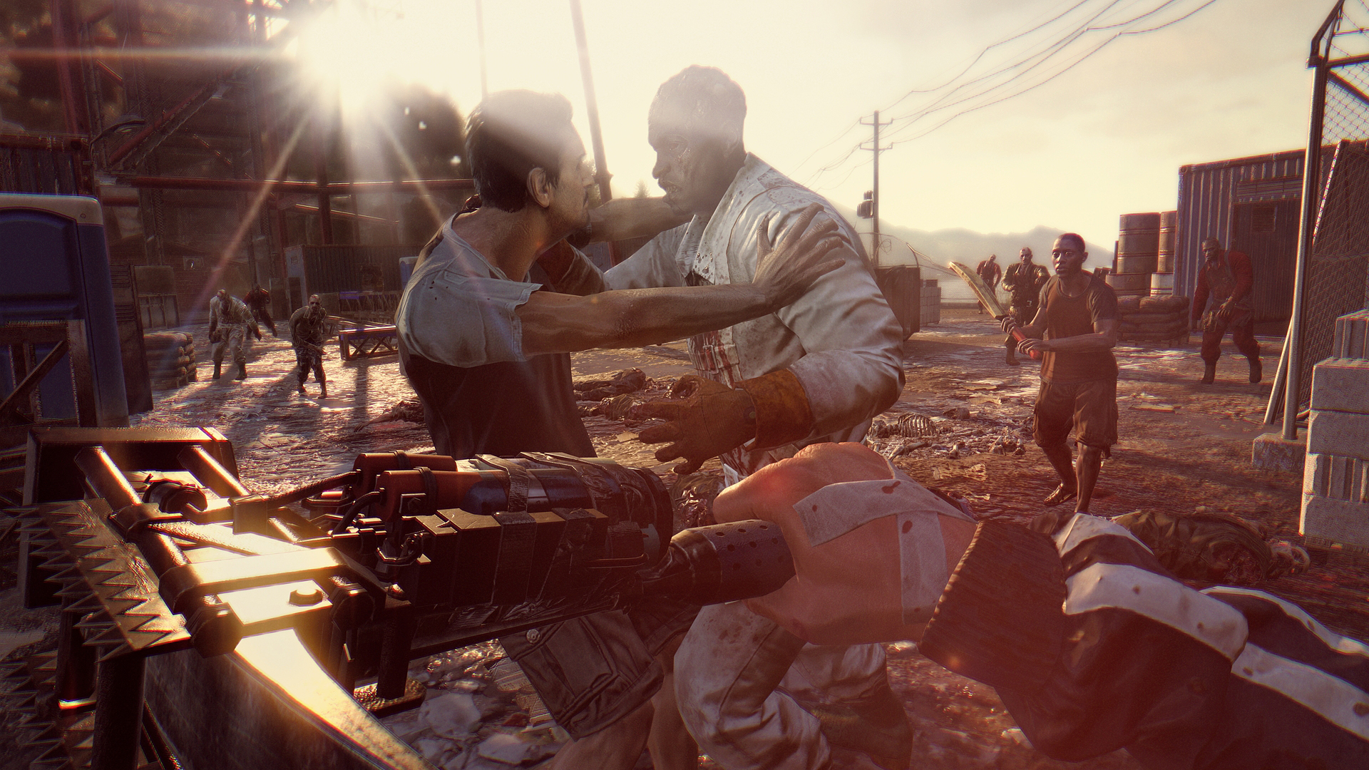 Dying Light: The Following - Enhanced Edition [v.1.11.2] (2015) PC | Steam-Rip - Скриншот 2