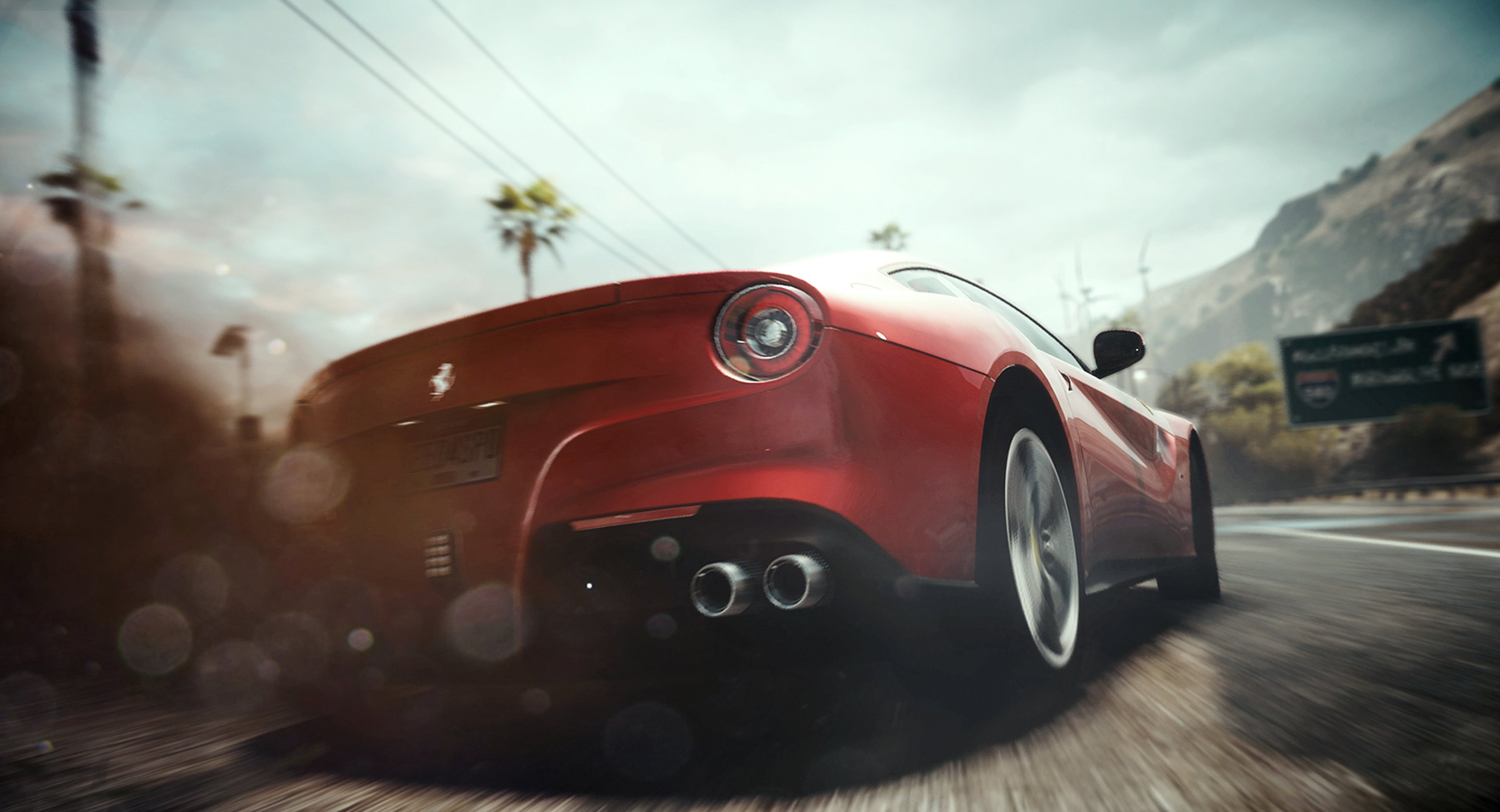 Need for Speed: Rivals (2013) PC   Rip от xGhost - Скриншот 3