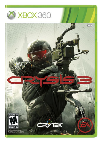 [XBOX360]Crysis 3 Hunter Edition [2013, ENG/FRA,ENG, L,LT+3.0] by tg
