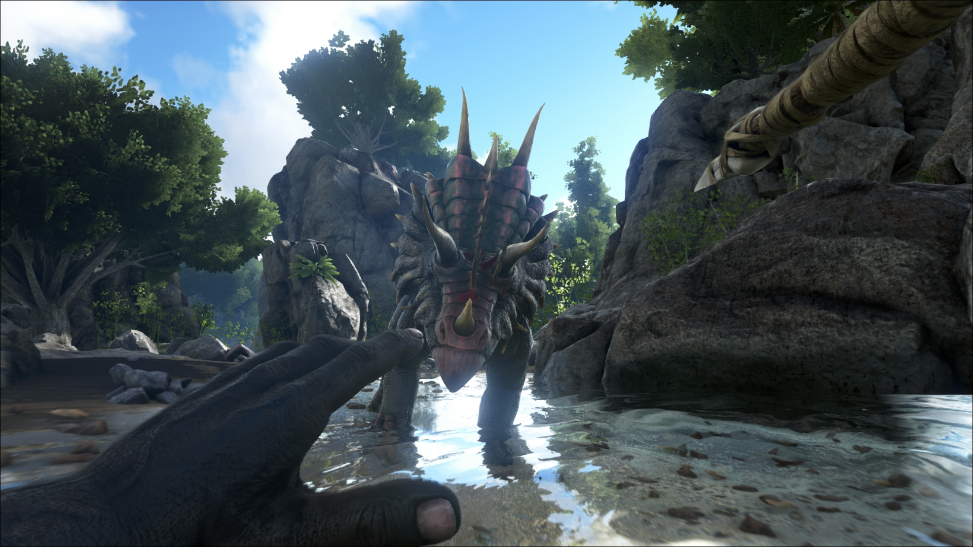 ARK: Survival Evolved (2015) [ENG / Early Access Steam] PC | RePack by MAXAGENT - Скриншот 3