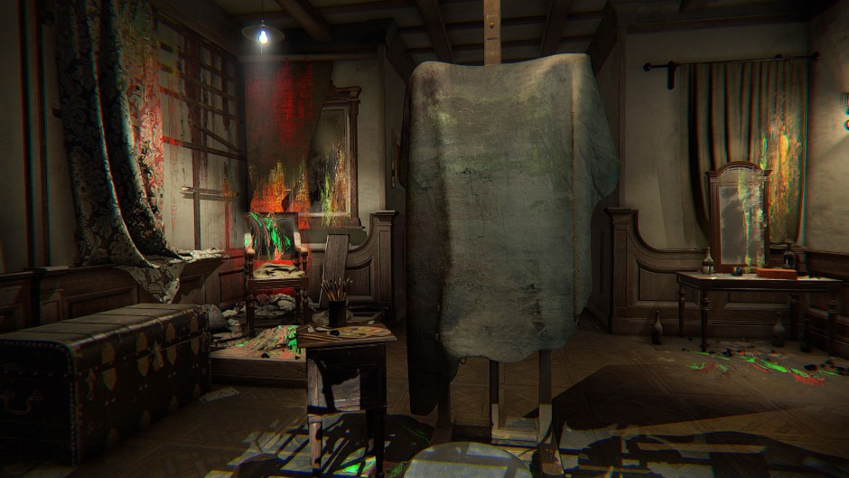 Layers of Fear: Inheritance (2016) PC | RePack от Valdeni - Скриншот 3