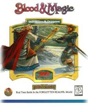 Blood & Magic (1996) PC | RePack