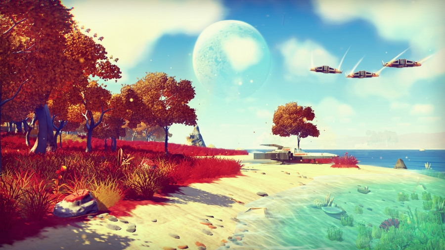No Man's Sky [v 1.22] (2016) PC - Скриншот 1