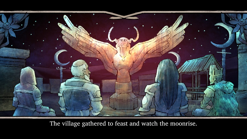 Moon Hunters (2016) PC | Repack - Скриншот 2