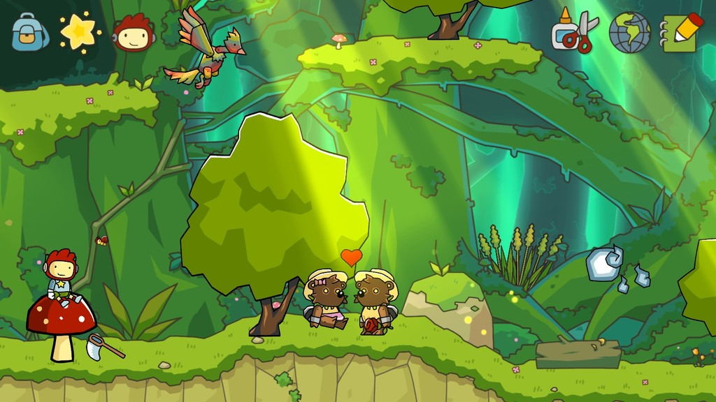 Scribblenauts Unlimited (2012) Rip от R.G. Repacker's