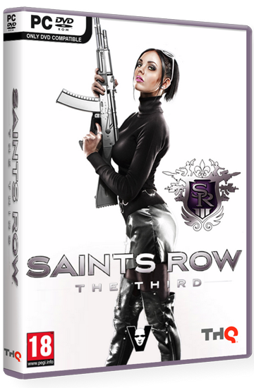 Saints Row The Third (2011) PC | Лицензия