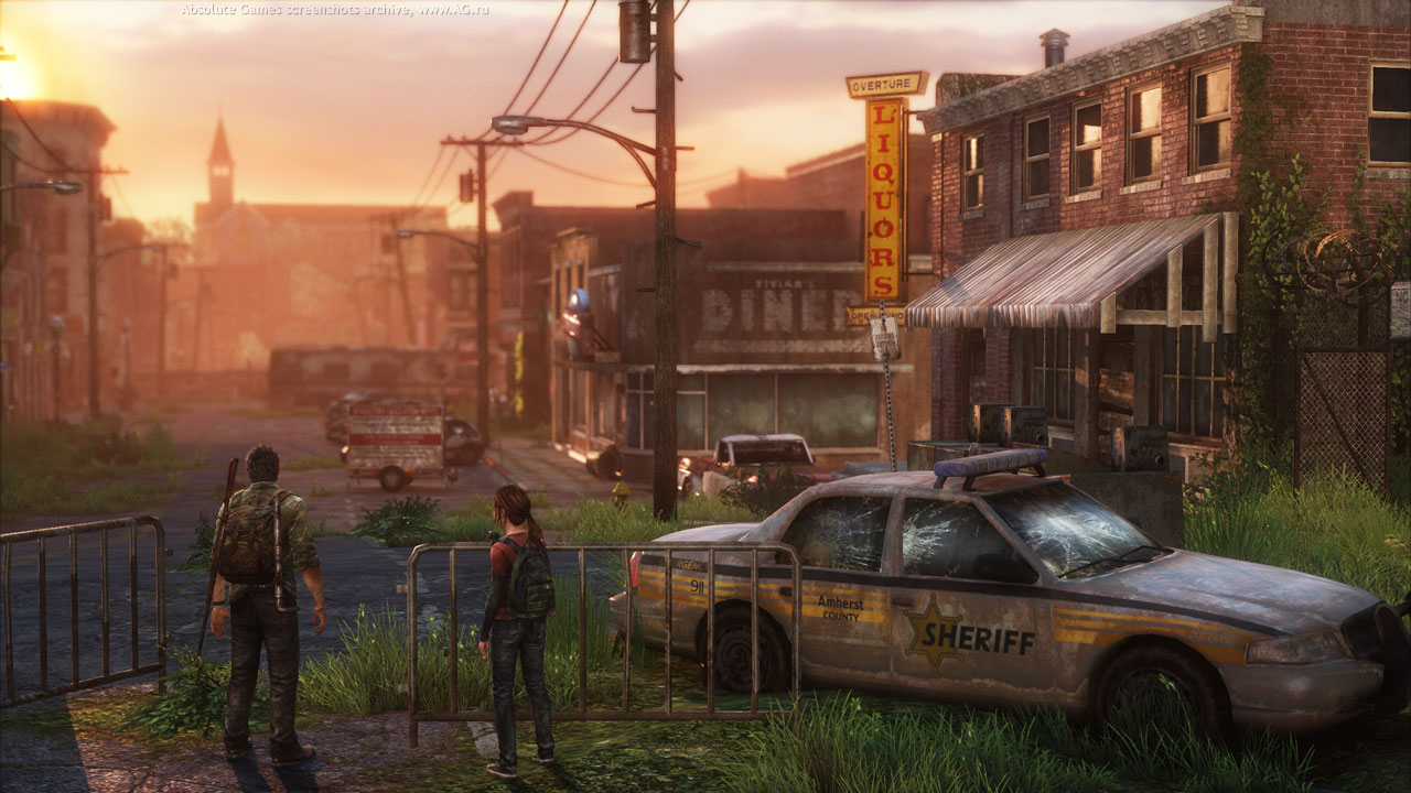 The Last of Us (2013) PS3 | RePack - Скриншот 2