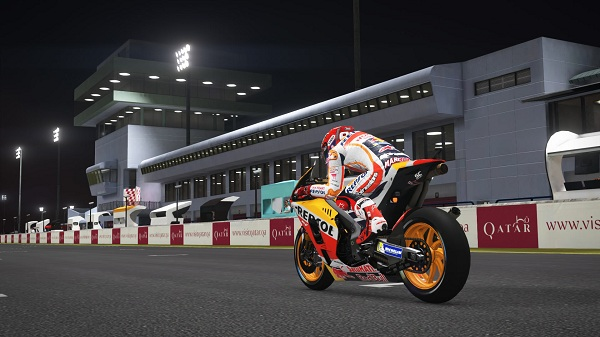 MotoGP 17 [ENG] (2017) PC | RePack by Cedron - Скриншот 3