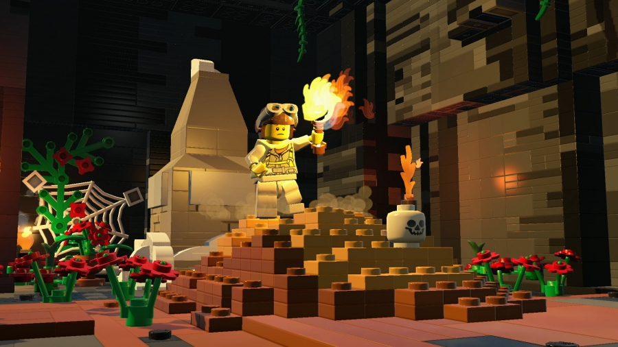 LEGO Worlds [Update 3] (2017) PC | RePack by SpaceX - Скриншот 1