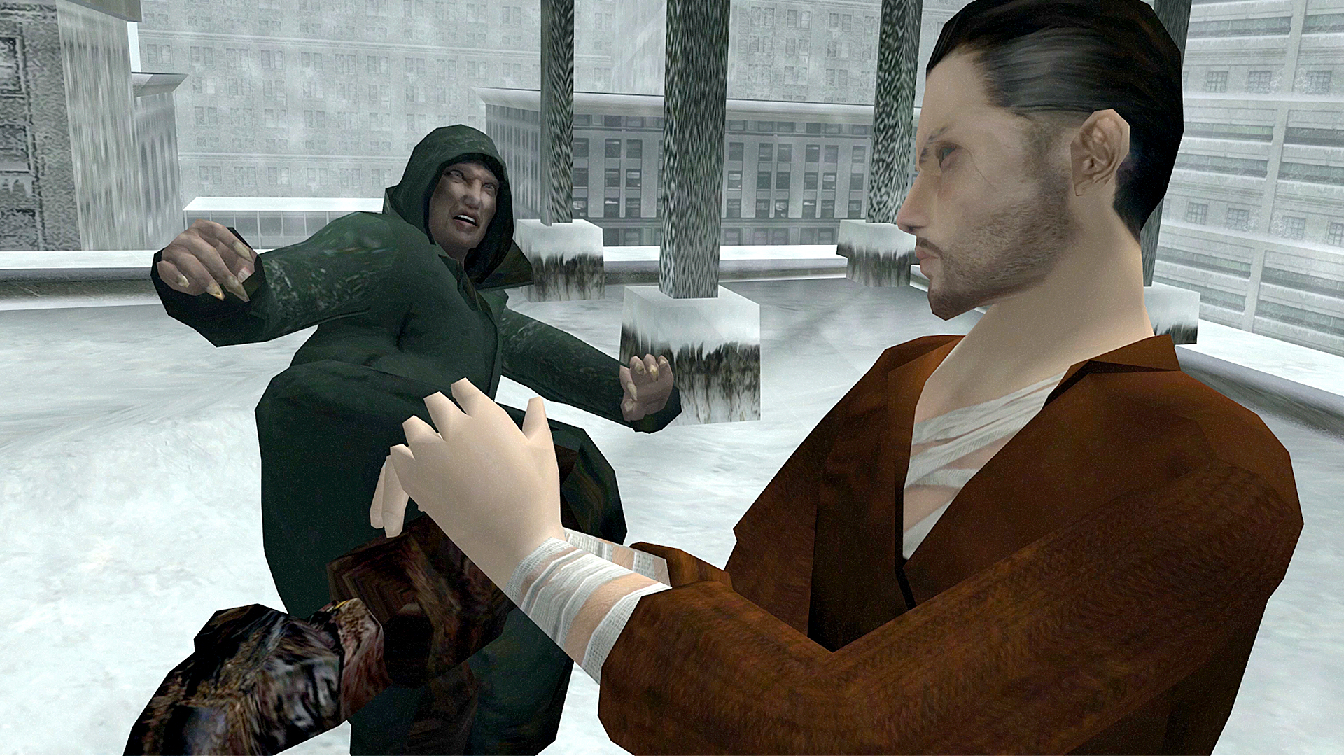Fahrenheit: Indigo Prophecy Remastered [Update 1] (2015) PC | RePack от R.G. Revenants - Скриншот 3