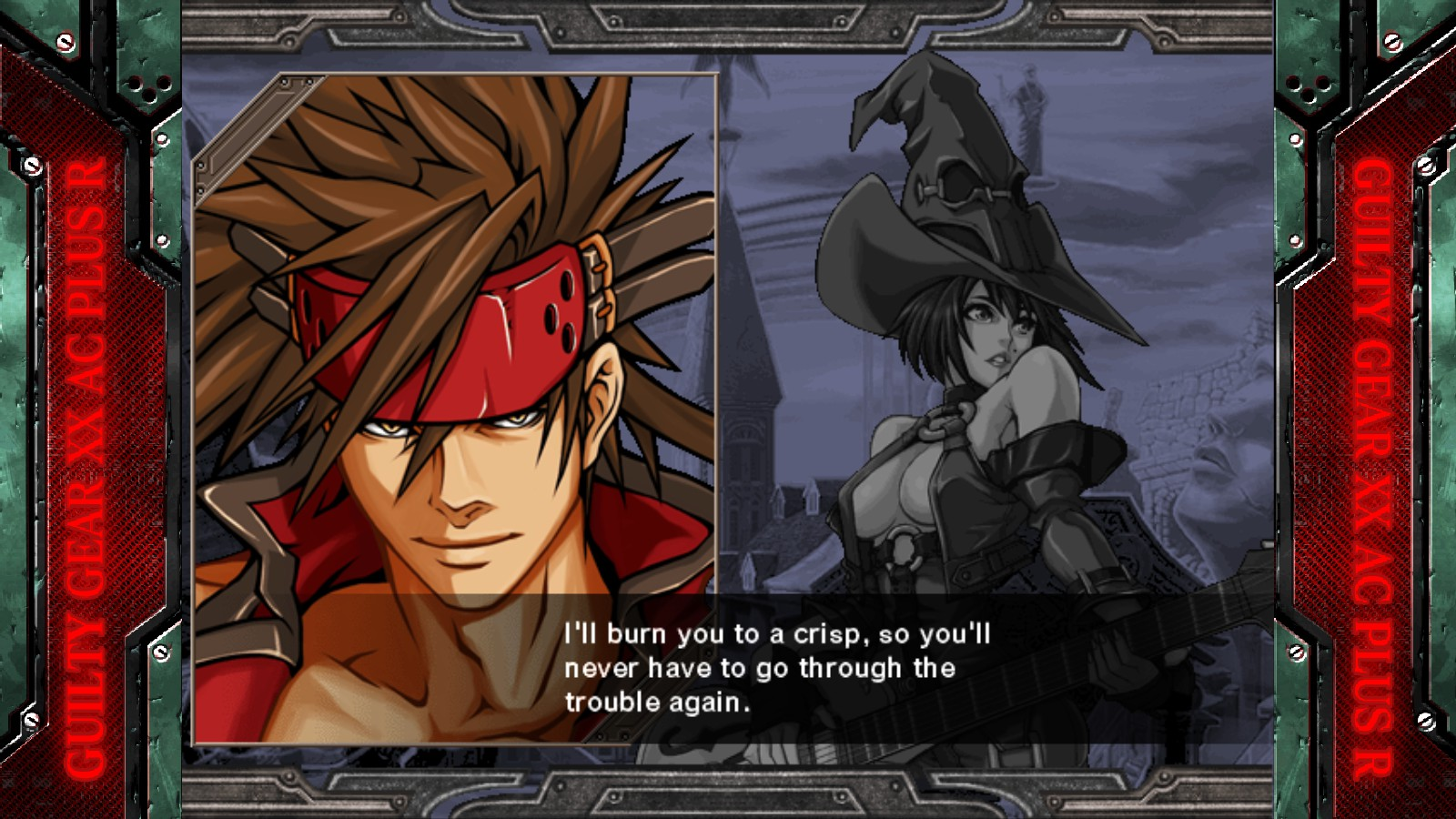 GUILTY GEAR XX ACCENT CORE PLUS R (Arc System Works) (ENG) [L] - RELOADED - Скриншот 2