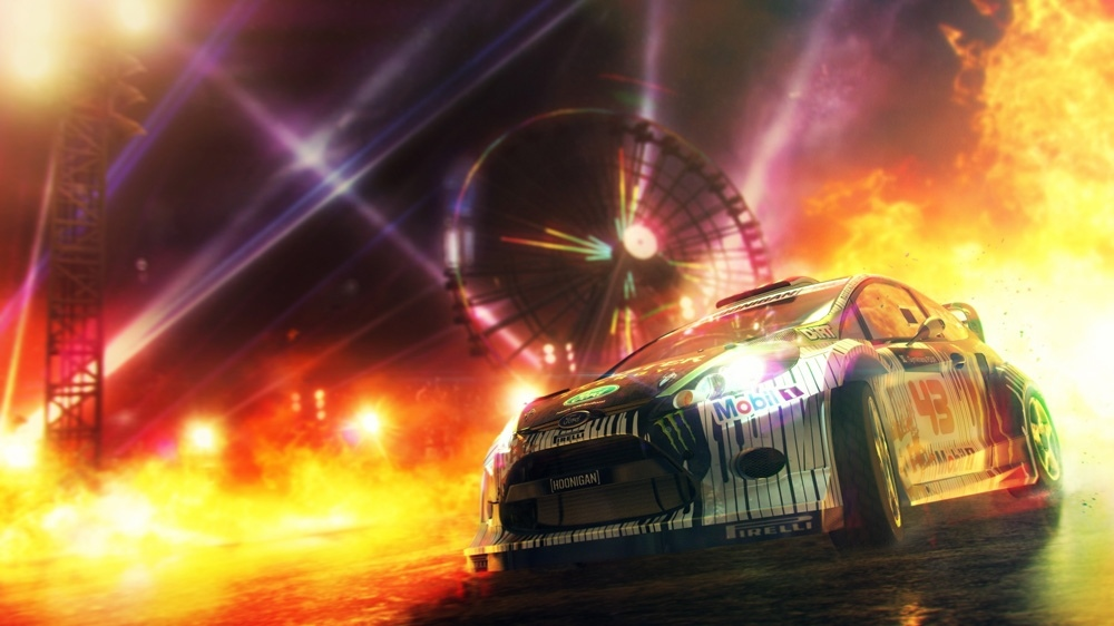 DiRT Showdown DEMO [2012/ENG/Region Free]