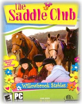 The Saddle Club: Willowbrook Stables (2003) PC | RePack