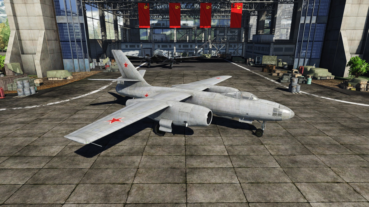 War Thunder [1.53.8.80] (2012) PC | Online-only - Скриншот 1
