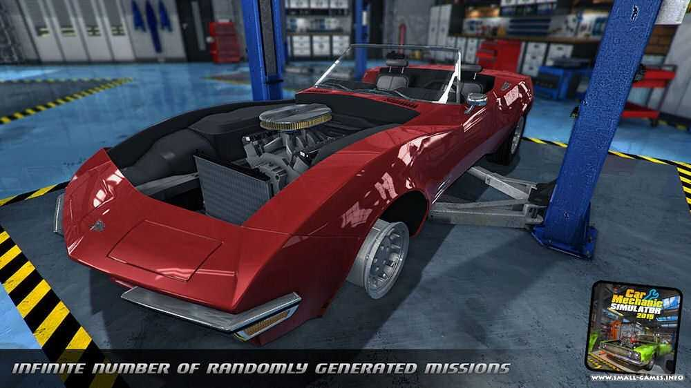 Скриншот Car Mechanic Simulator 2015 (Лицензия) №2