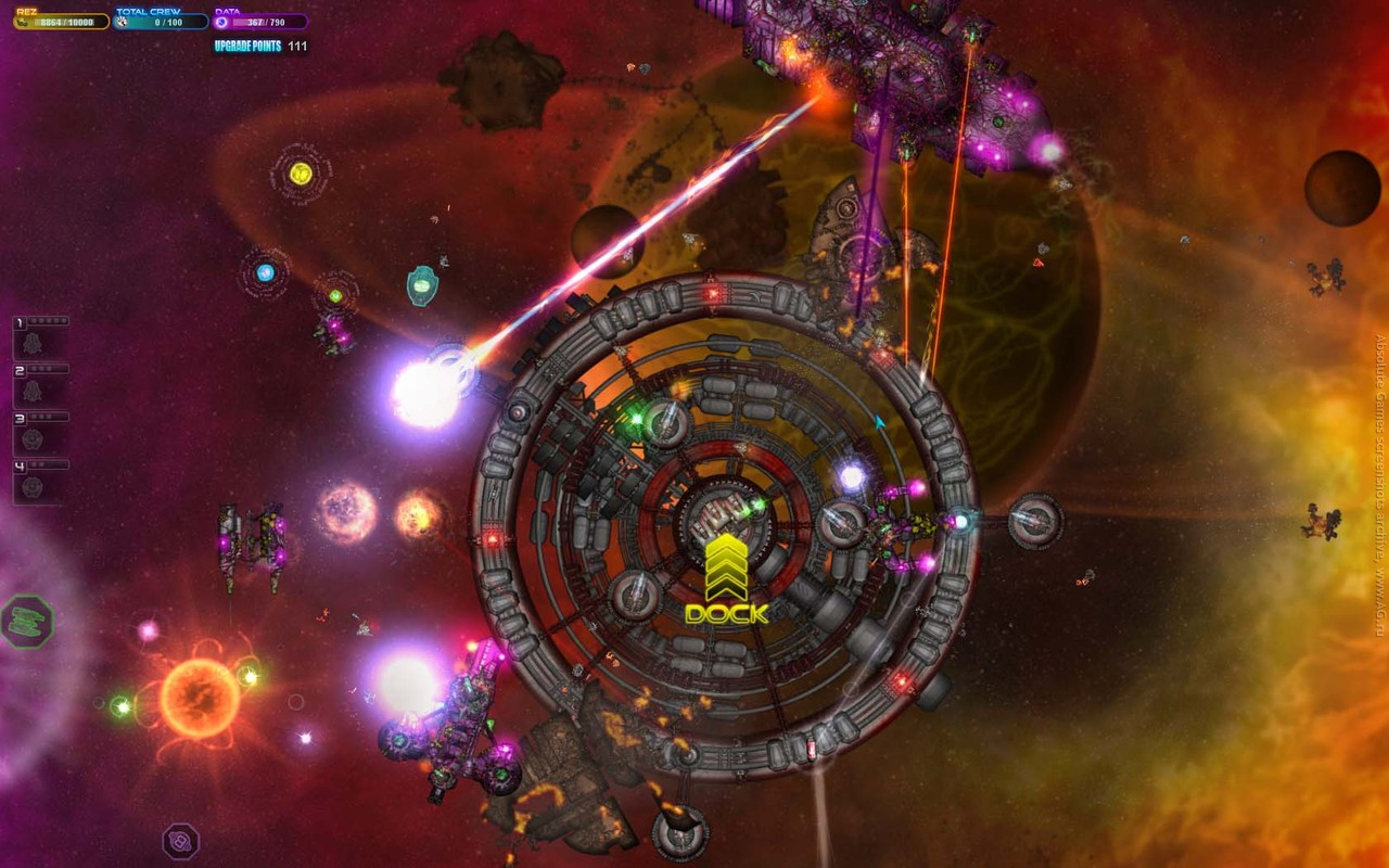 Скриншот к Space Pirates and Zombies v.1.016 (MinMax Games) (ENG)