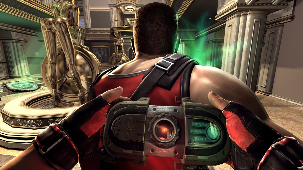 [JTAG/FULL][DLC] Duke Nukem Forever + DLC RUS [RUSSOUND]