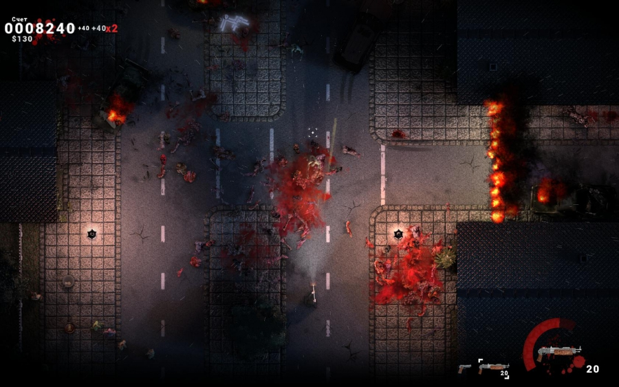 Splatter: Blood Red Edition [v.1.5] (2014) PC | Steam-Rip от Let'sРlay - Скриншот 3