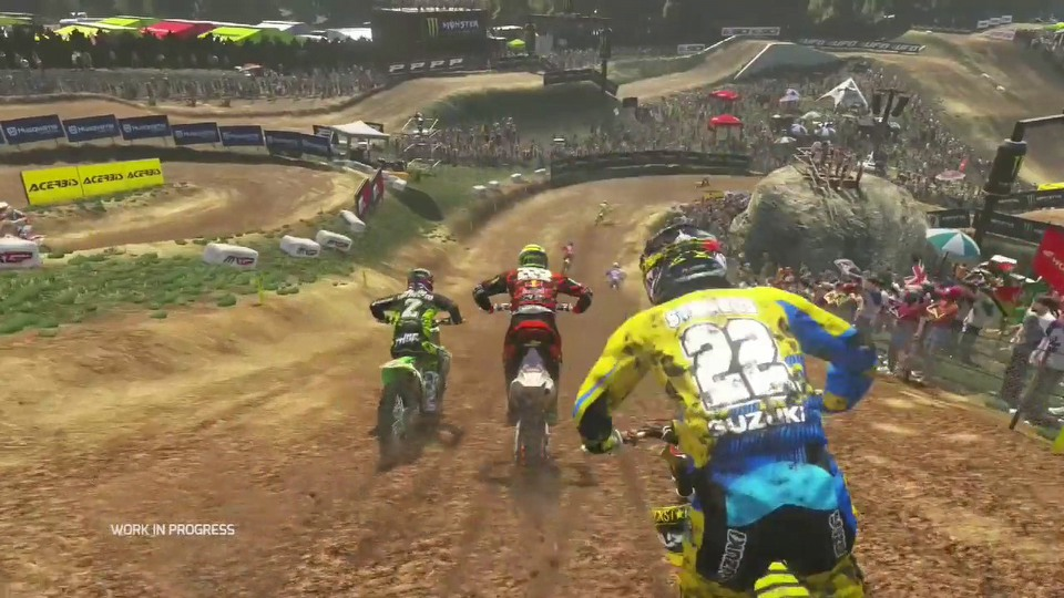 MXGP2: The Official Motocross Videogame (2016) PC - Скриншот 1