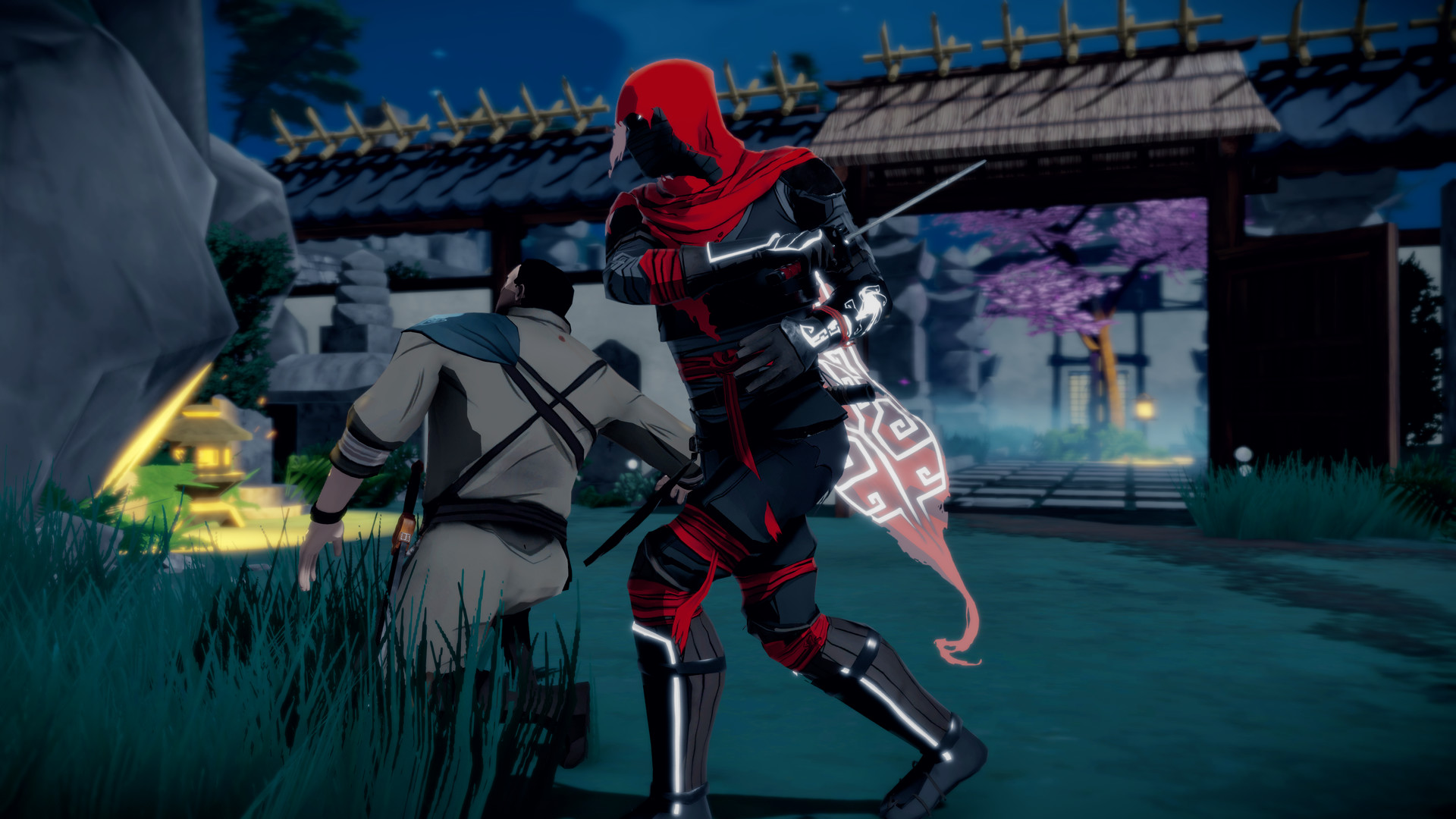 Aragami: Collector's Edition (2016) PC | - Скриншот 1