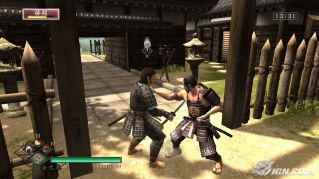 Way of the Samurai 3 (2016) PC - Скриншот 3
