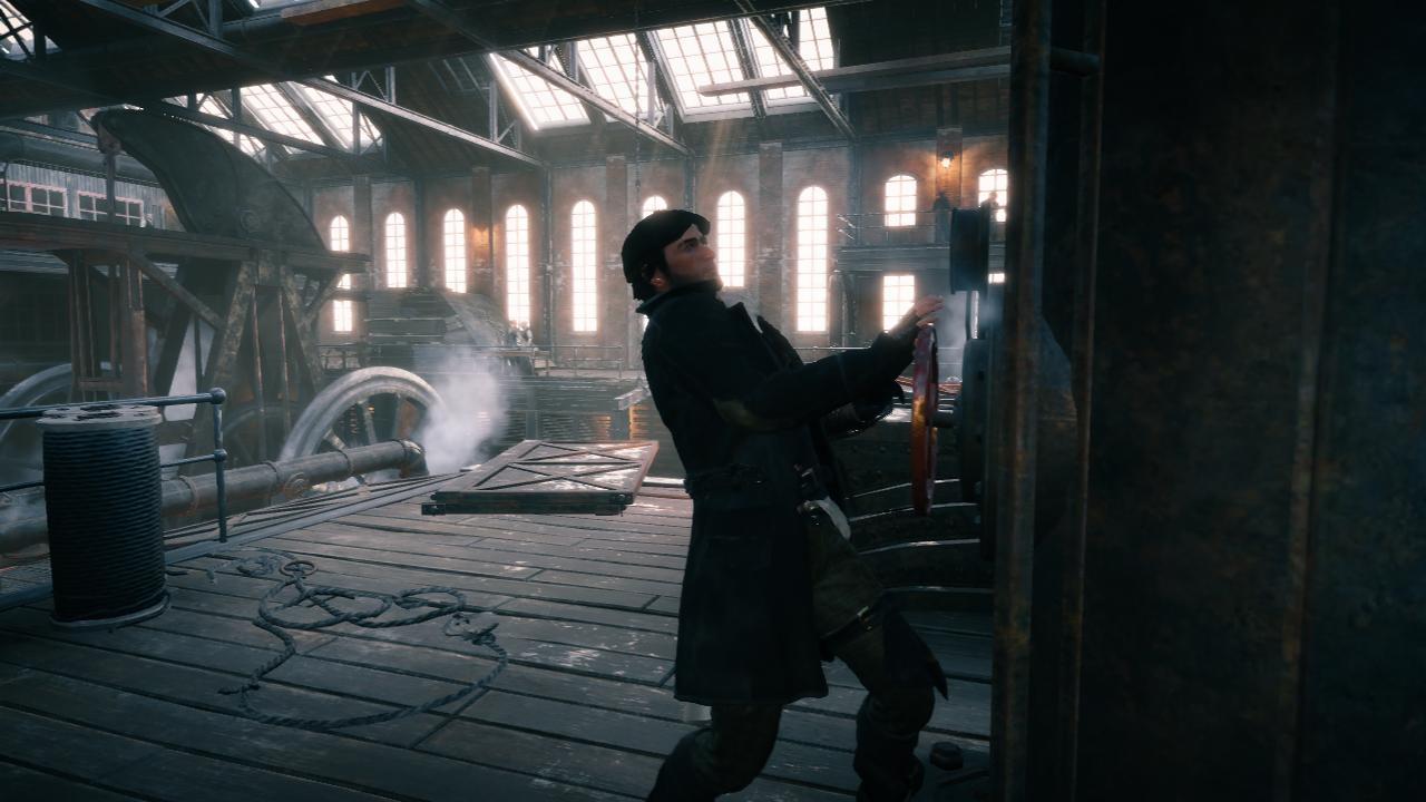 Assassin's Creed Syndicate [v.1.31 + DLC] (2015) PC | RePack от XLASER - Скриншот 3