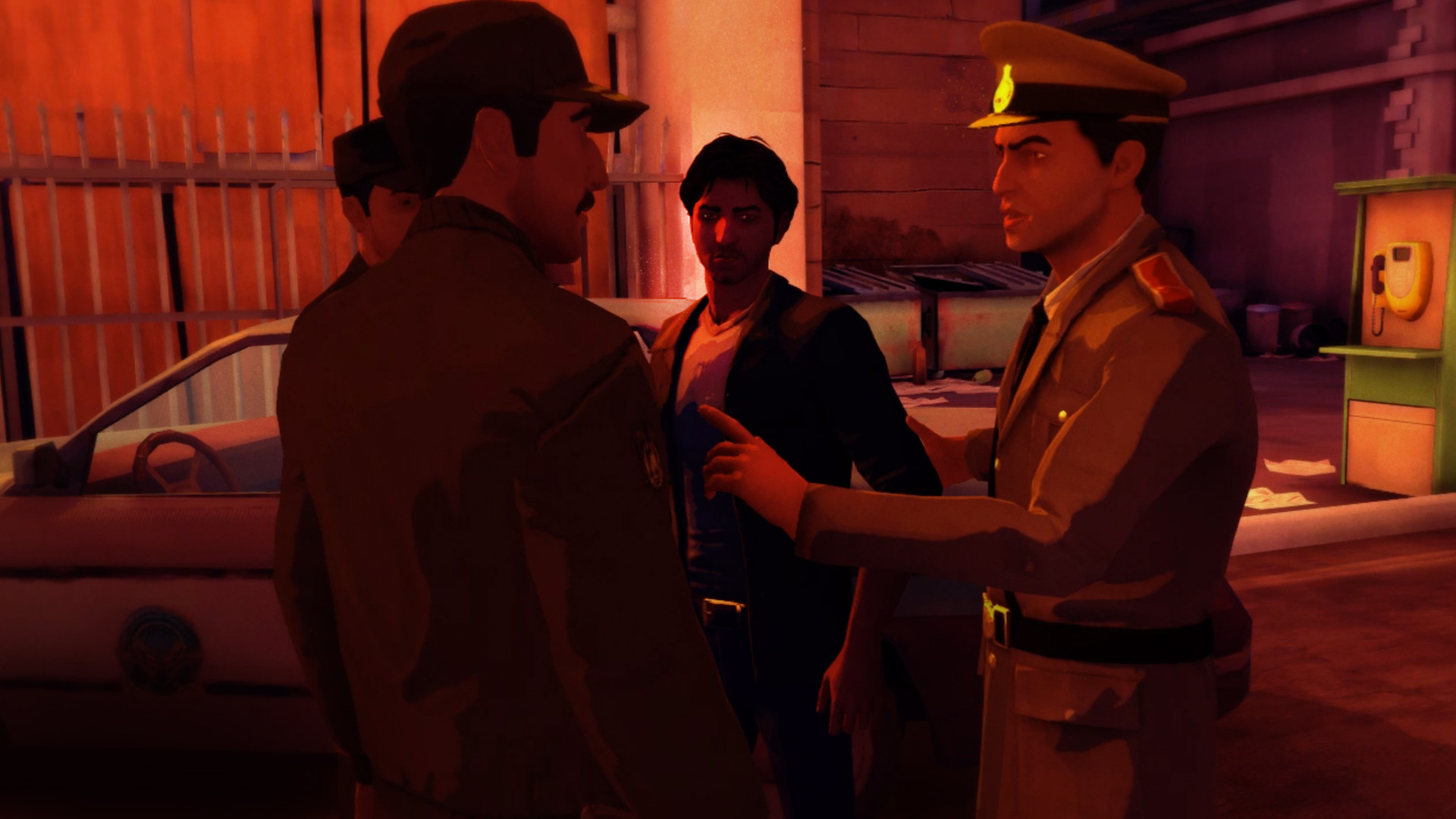 1979 Revolution: Black Friday (2016) PC - Скриншот 3