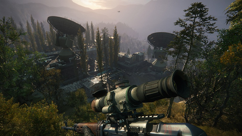 Sniper Ghost Warrior 3: Season Pass Edition [v 1.2] (2017) PC | RePack от xatab - Скриншот 1