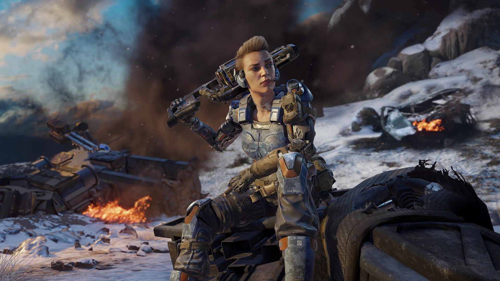 Call of Duty: Black Ops 3 (2015) PC | Steam-Rip от Fisher - Скриншот 1