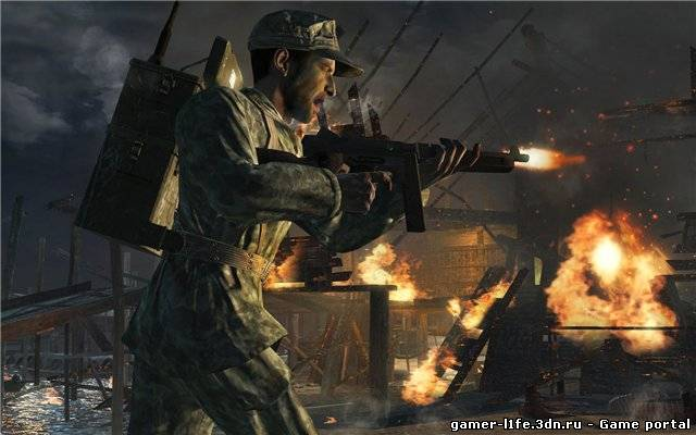 Call of Duty: World at War (2008) PC | RePack - Скриншот 1