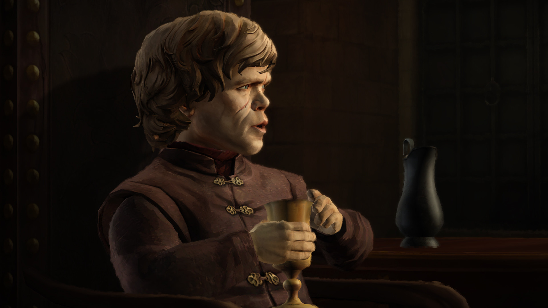Game of Thrones: Episodes 1-4 - Sons of Winter (Telltale Games) (ENG) [L] - Скриншот 3